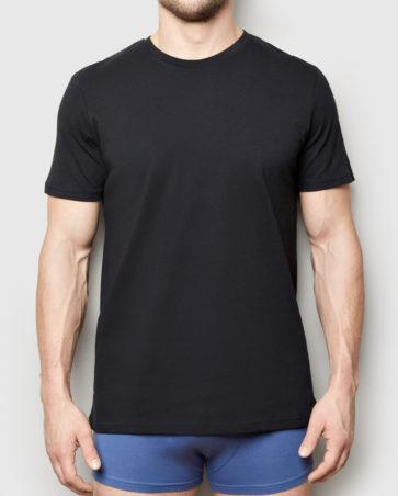 Koszulki męskie 3 sztuki, różne kolory