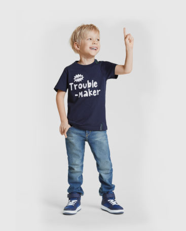 Koszulka chłopięca TROUBLE-MAKER