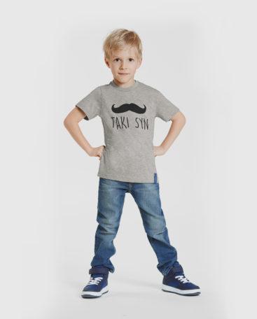 Koszulka chłopięca TAKI SYN