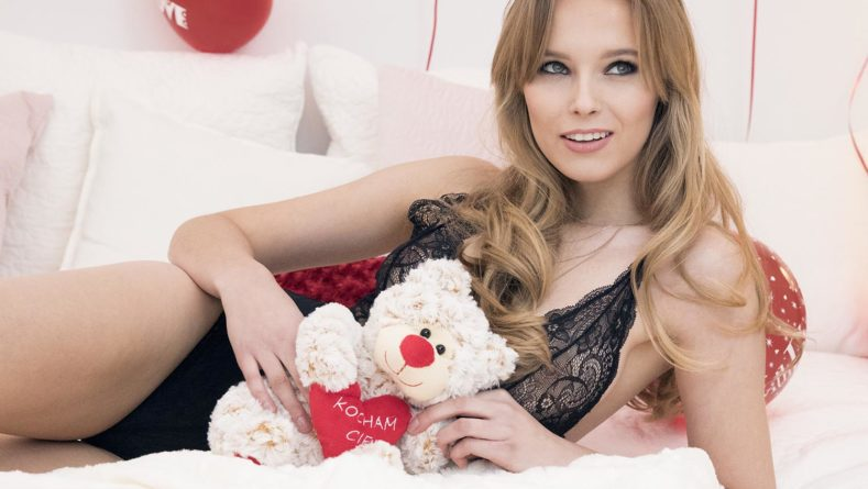 Rozpal zmysły w Walentynki – koronkowa bielizna.