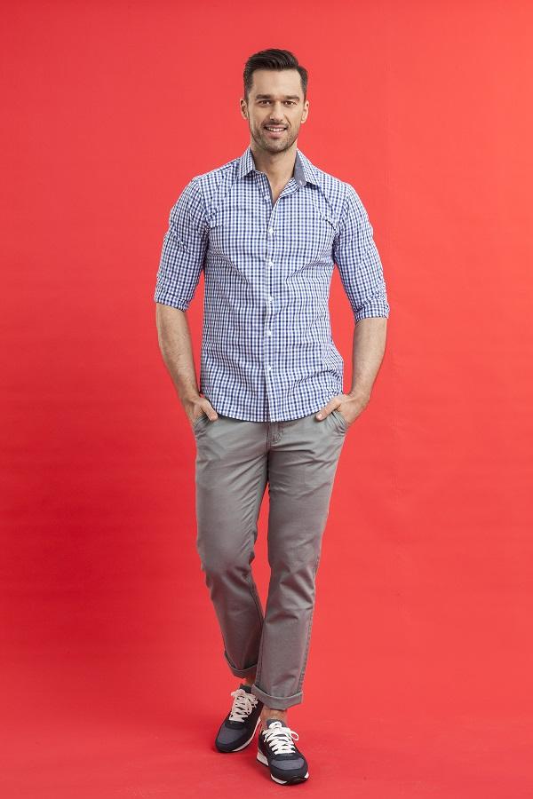 Moda męska na wiosnę czyli męski styl na sportowo i na co dzień